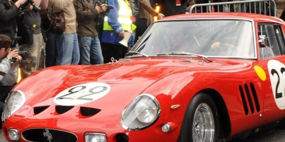 Car Bought For 130,000 Sells F...