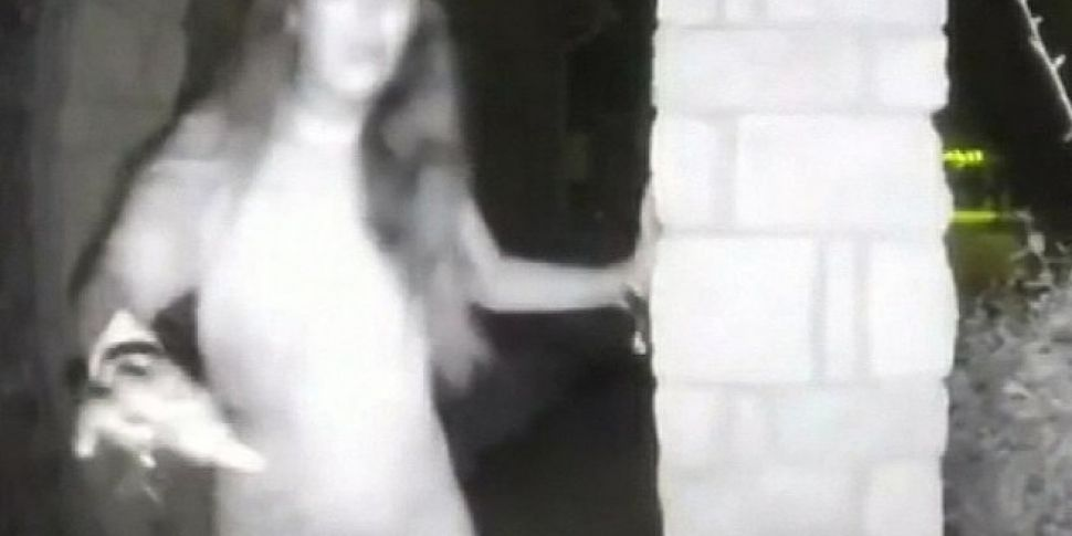Mystery Handcuffed Woman Ident...