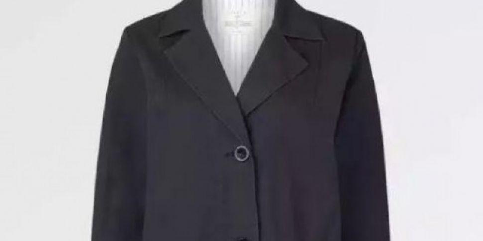 This Coat Is Also A Handbag