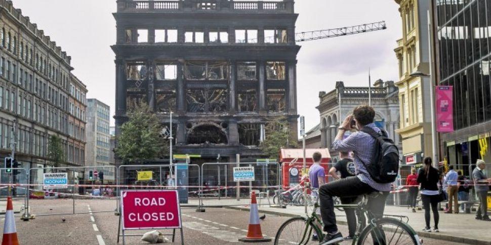 Staff From Destroyed Belfast P...