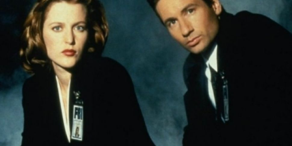 The X Files TV Show Turns 25 T...