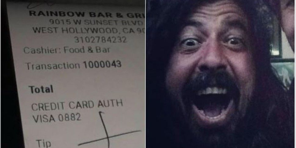 Dave Grohl Gives Huge Tip For...