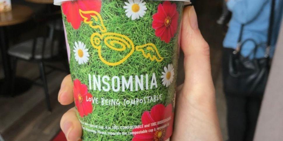 Insomnia Introduces Compostabl...