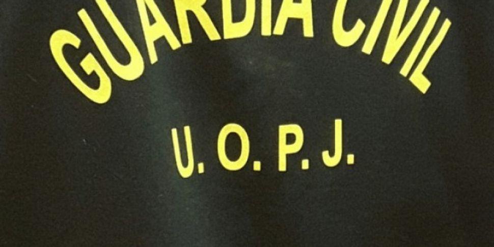 Spanish Court Jails Dubliner O...