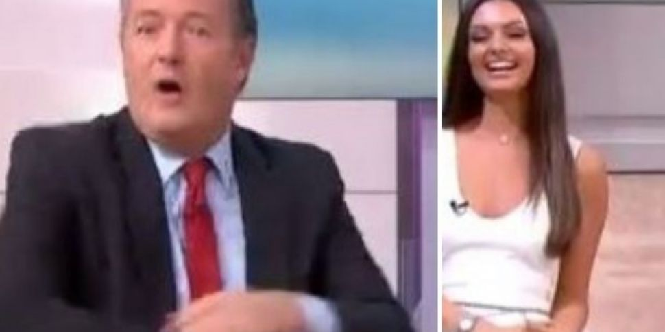 Piers Morgan Getting Owned On...