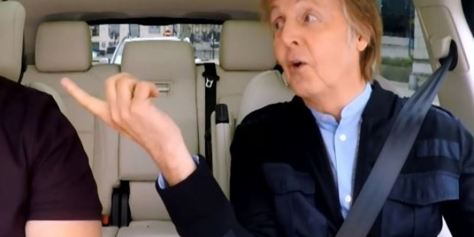 All You Need Is Paul McCartney...