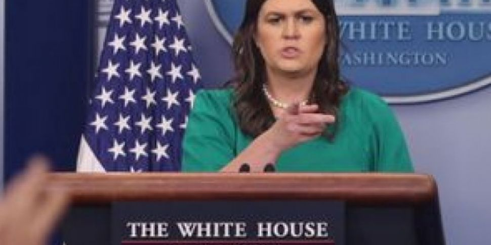 Trump's Press Secretary Ki...