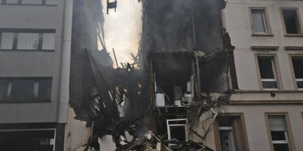 25 Injured In Explosion In Ger...