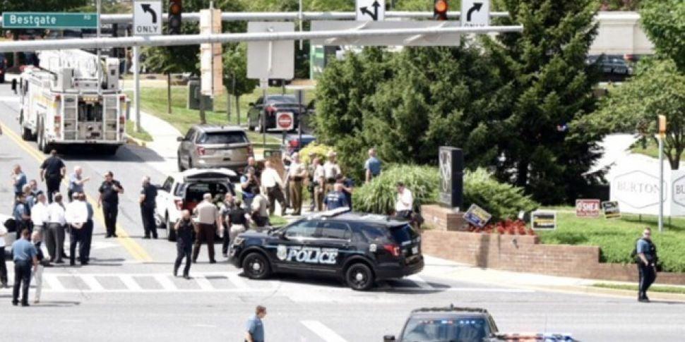 Five People Killed In Mass Sho...