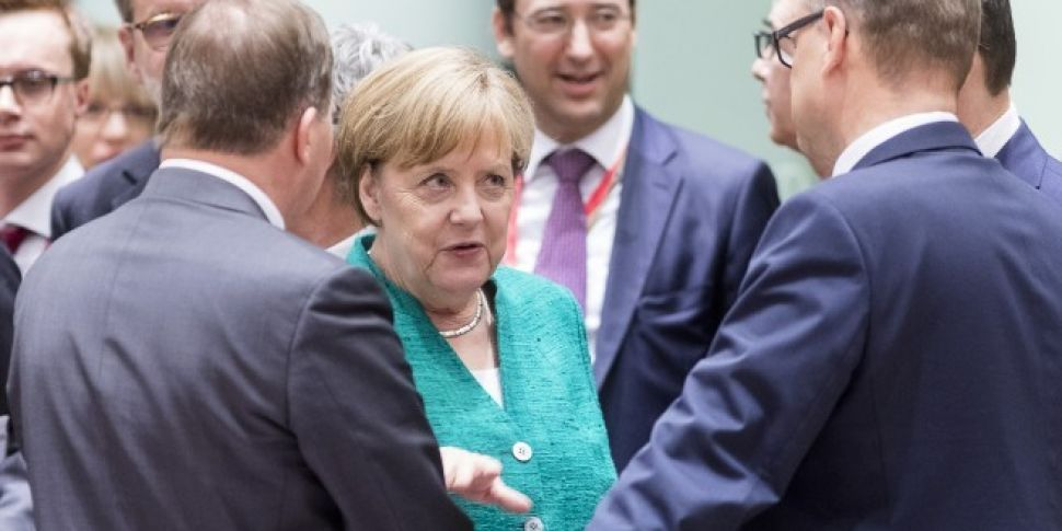 EU Leaders Reach Migration Dea...