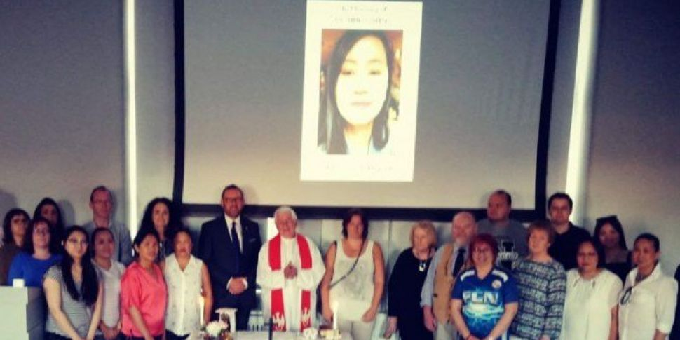 Mass Held In Dublin To Remembe...