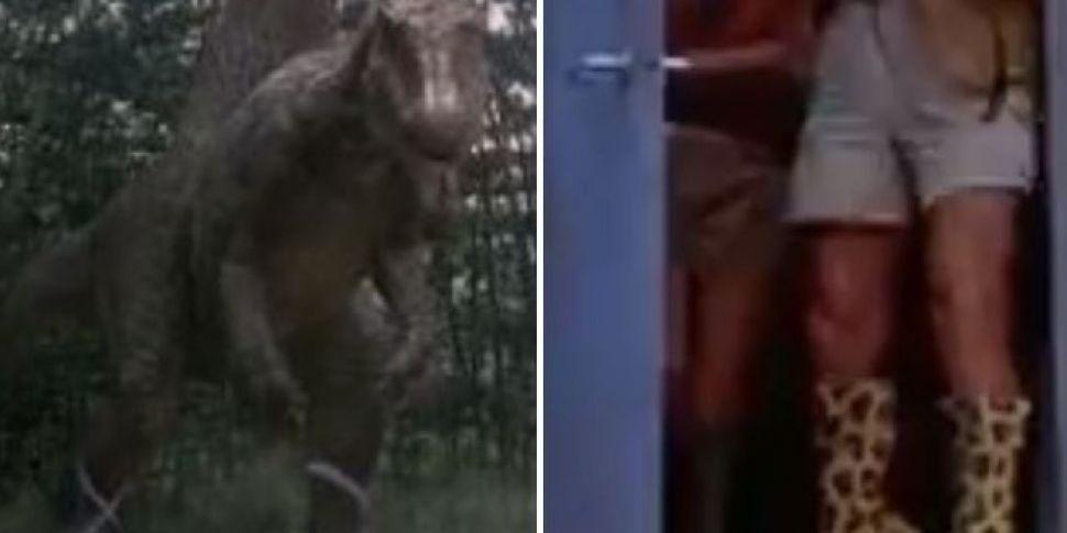 Jurassic Park In Heels Will Ma...