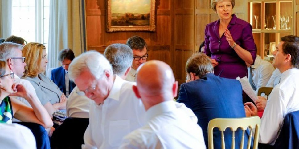 British Cabinet Backs Proposal...