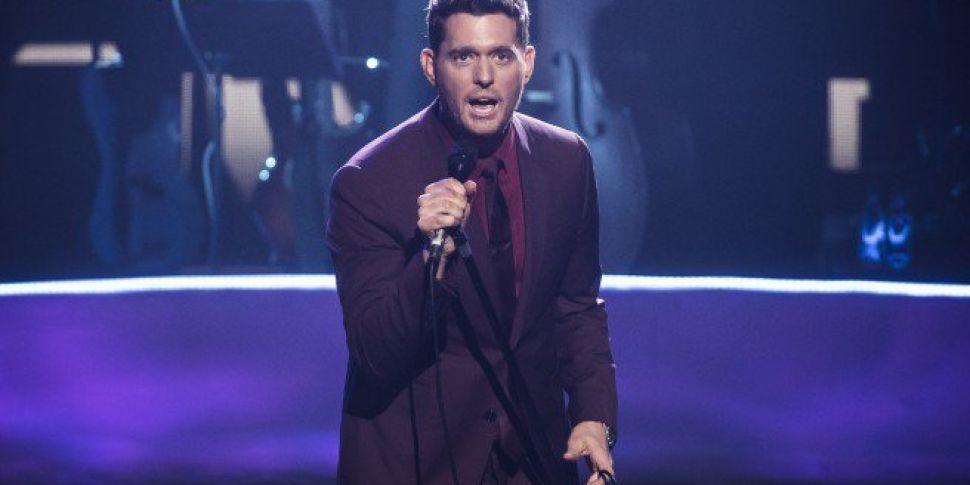 Michael Buble says He No Longe...