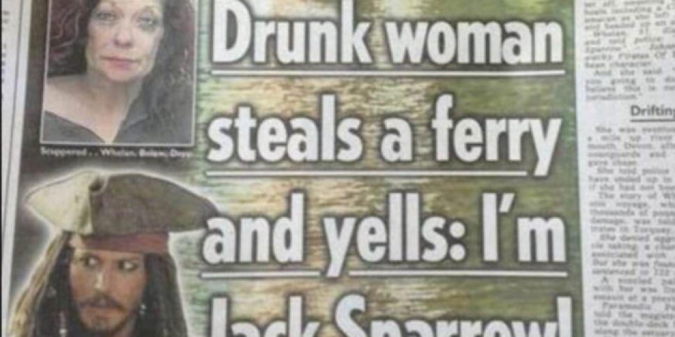 Mad Newspaper Headlines