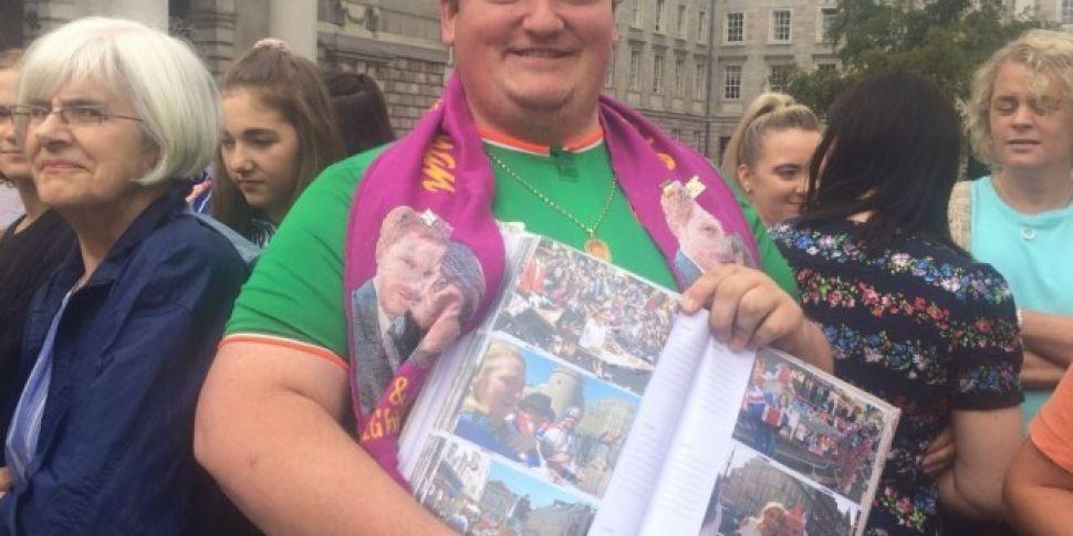 Meghan Mania Hits Dublin