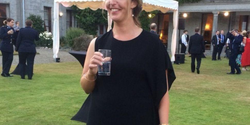 Vicky Phelan Receives Royal Pr...