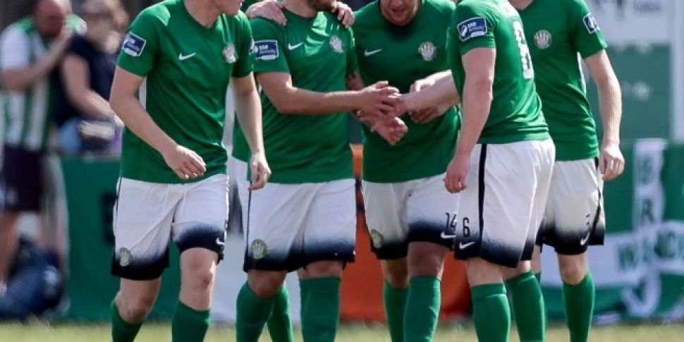 Bray Wanderers players confirm...