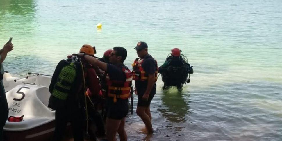 Young Irish Man Drowns In Spai...