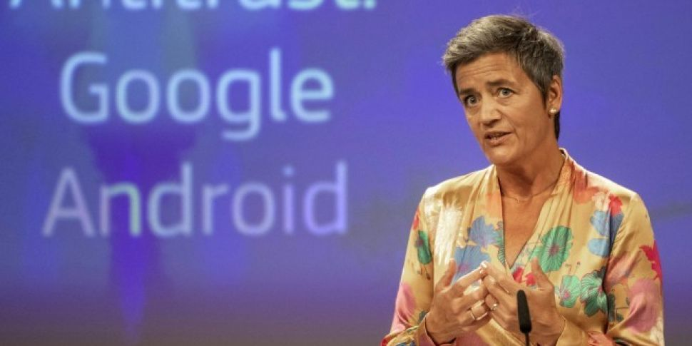 Google Fined €4.3 Billion By E...