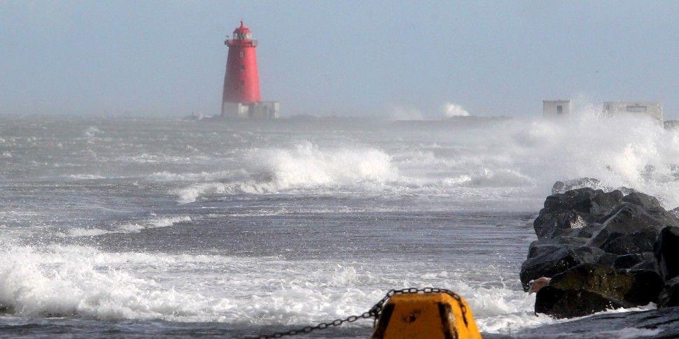 Storm Callum Set To Hit Irelan...