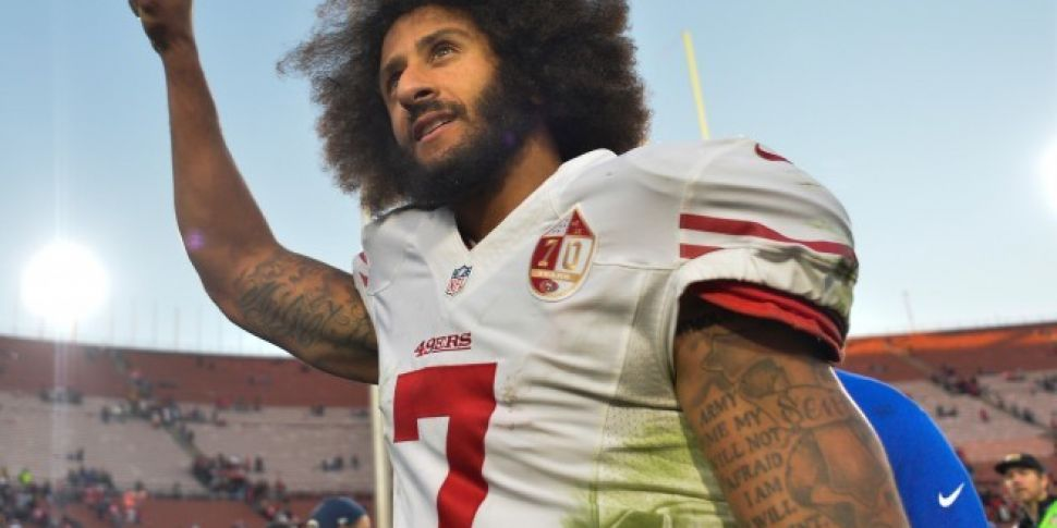 Controversial NFL Star Honoure...