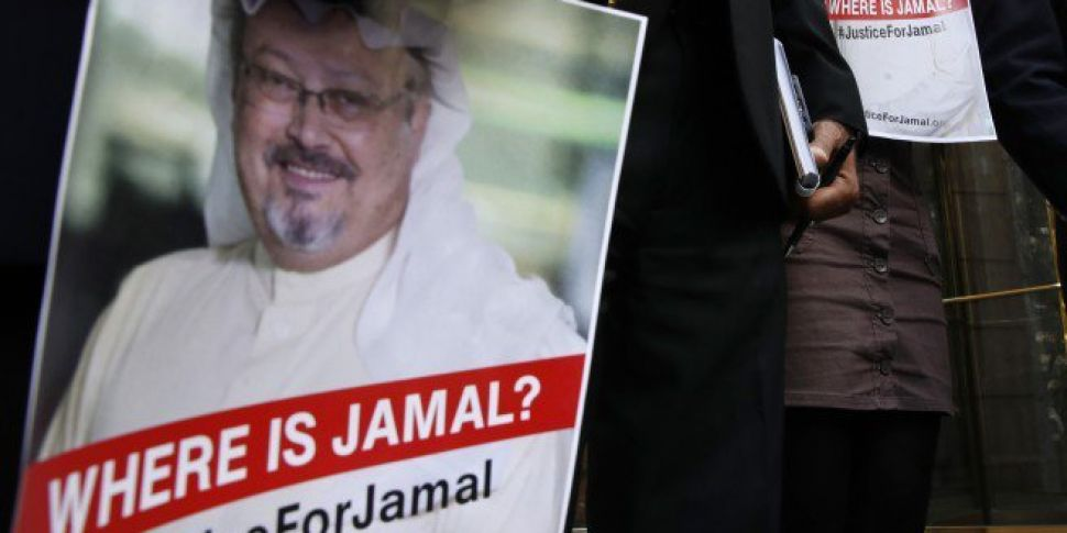 Saudis To Claim Missing Journa...
