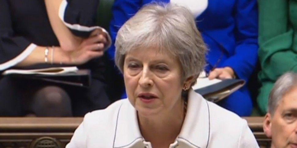 Theresa May Insists Brexit Dea...