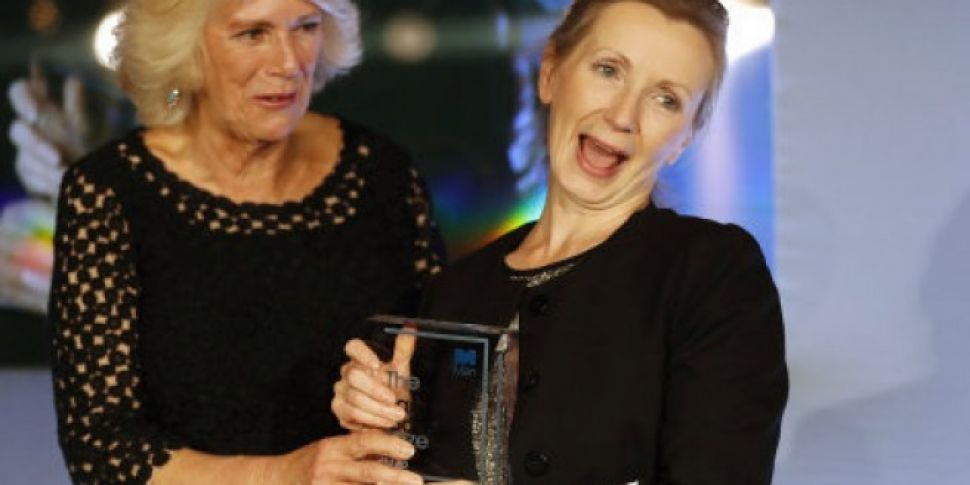 Irish Author Wins Man Booker P...
