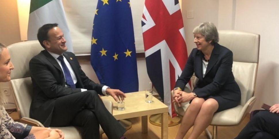 EU Leaders Fail To Break Brexi...
