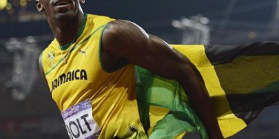 Usain Bolt Has Been Voted The...