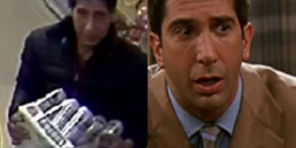 People Think Ross Geller Is Re...