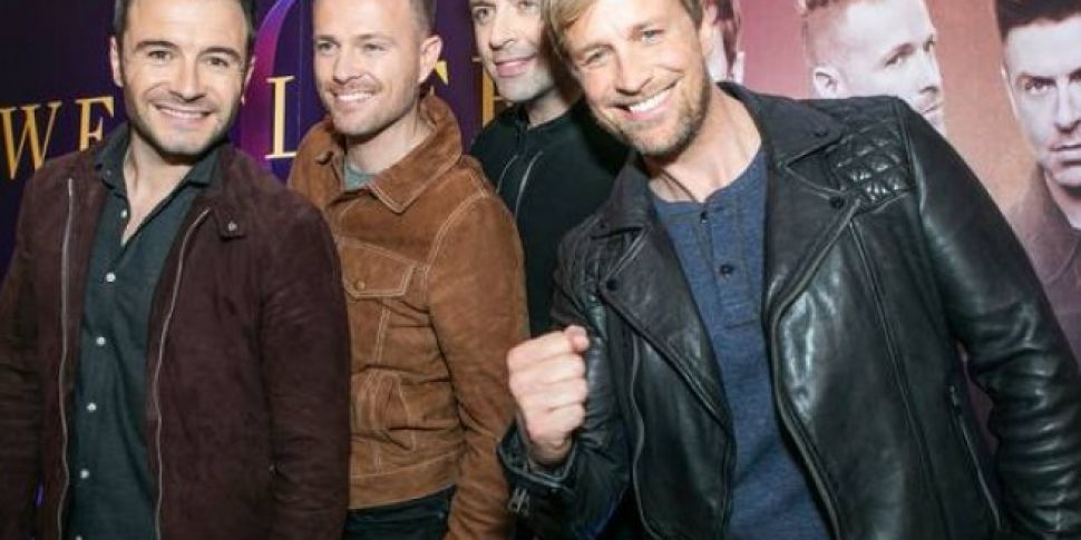 Westlife To Play A Second Crok...