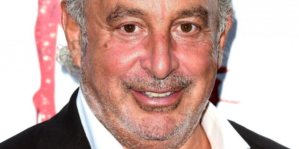 Topshop Owner Philip Green Den...