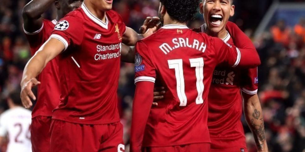 Liverpool Aim for Top Spot