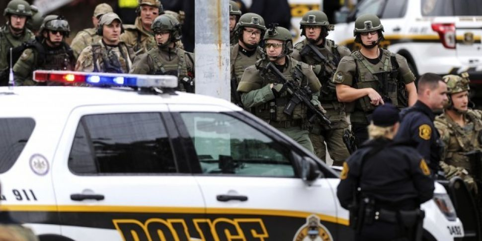 Police Treating Pittsburgh Syn...