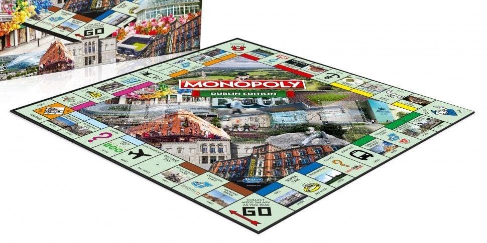 New Dublin Monopoly Board Feat...
