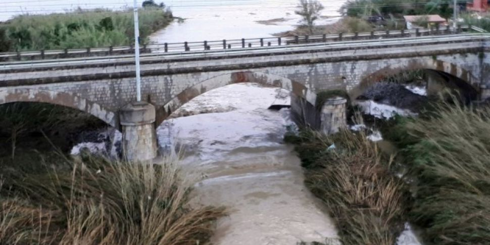 Death Toll From Sicily Floods...