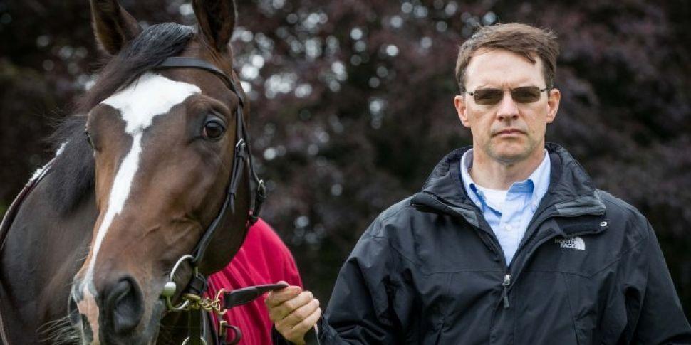 Tragedy for Aidan O'Brien...