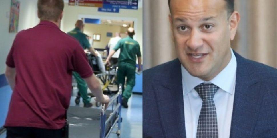 Taoiseach Doubles Down On Hosp...