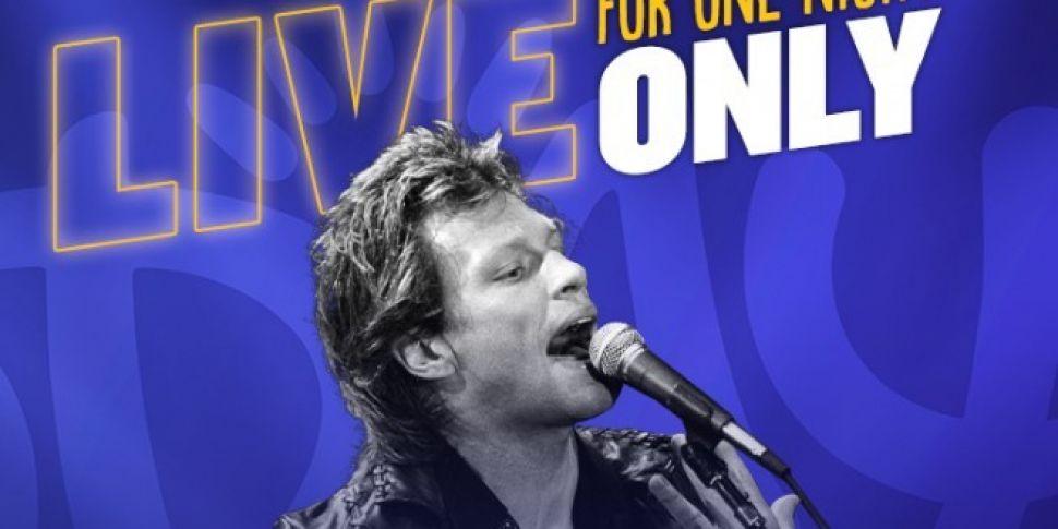Don't Miss Bon Jovi Live F...