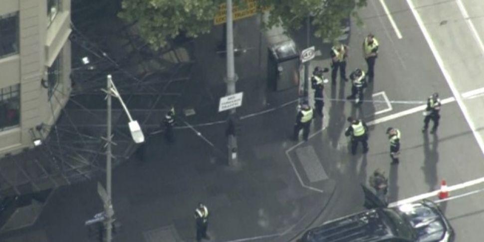 Man Behind Melbourne Attack &#...