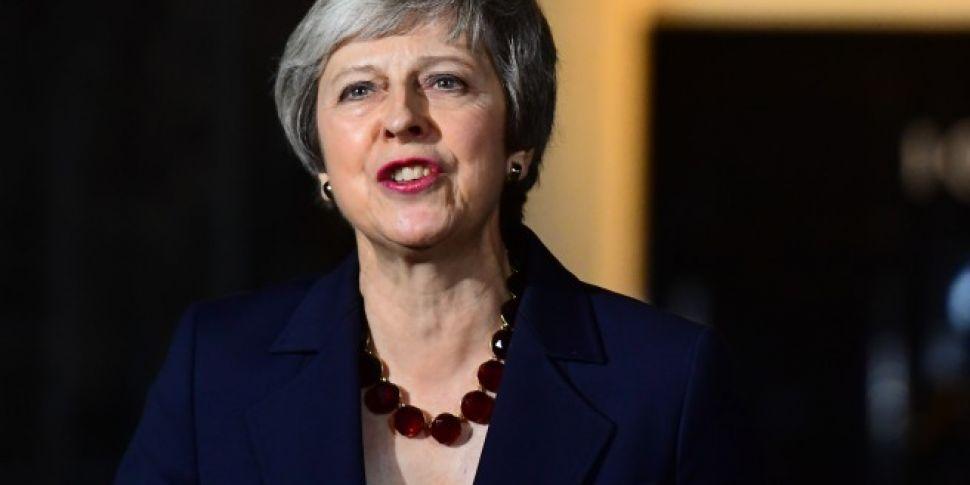 British Cabinet Supports Draft...