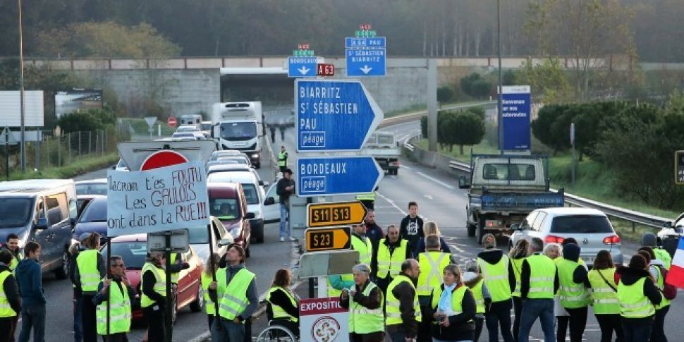 France To Suspend Fuel Tax Hik...