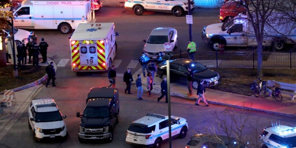Three Dead After Chicago Hospi...