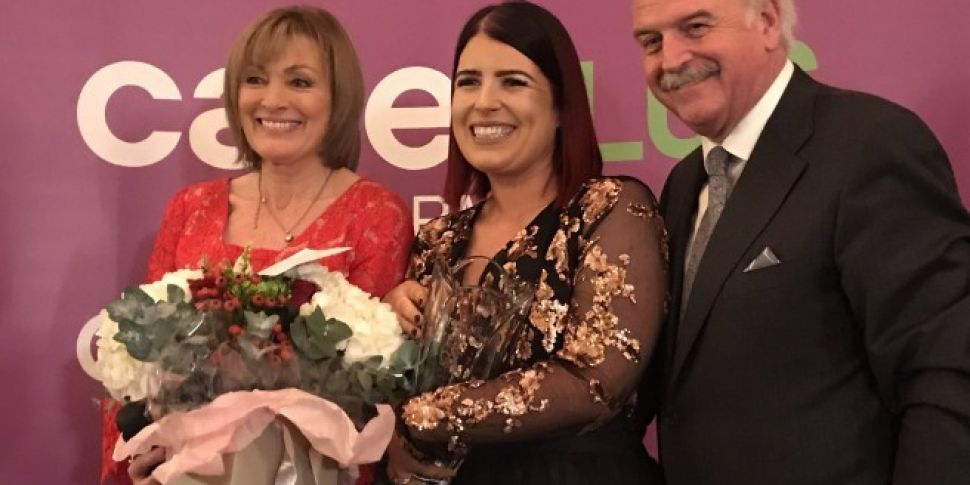 Cork Mother Named Carer Of The...
