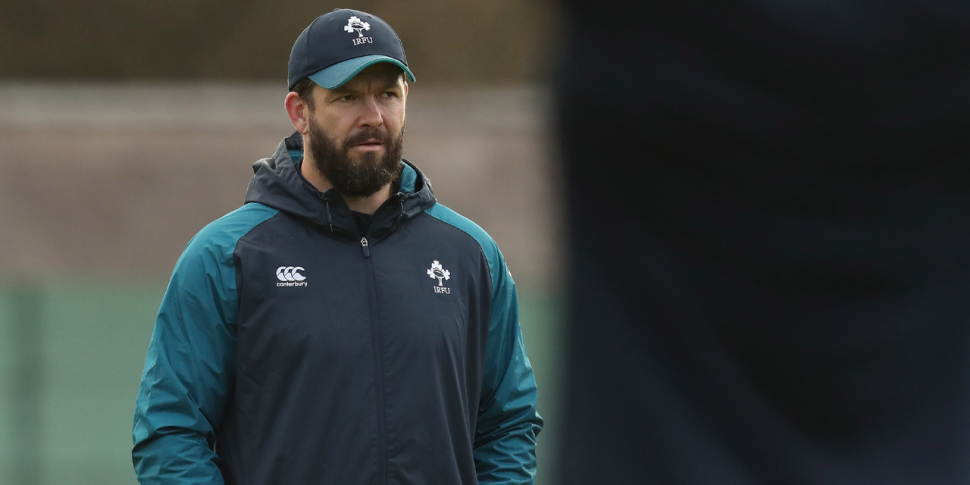 WATCH: Is Andy Farrell the rig...