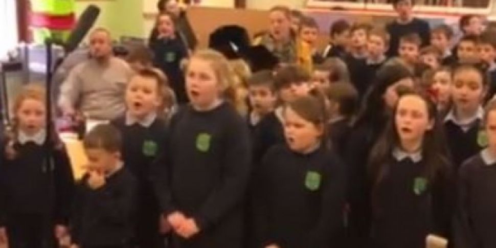 This Kerry School's Music...