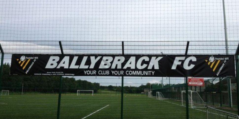 Ex-Ballybrack FC Player Has &#...