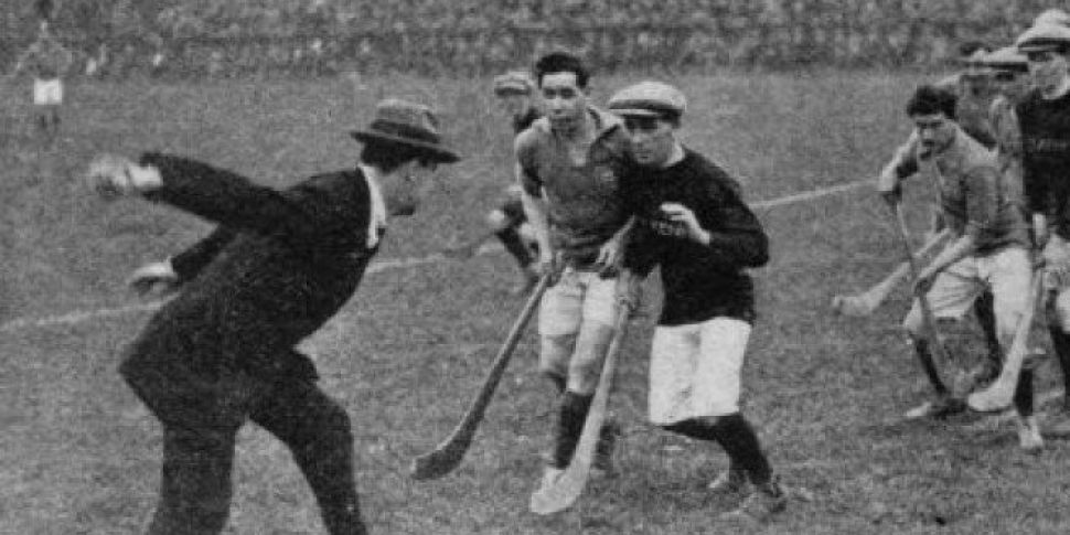 Hurling given special status b...